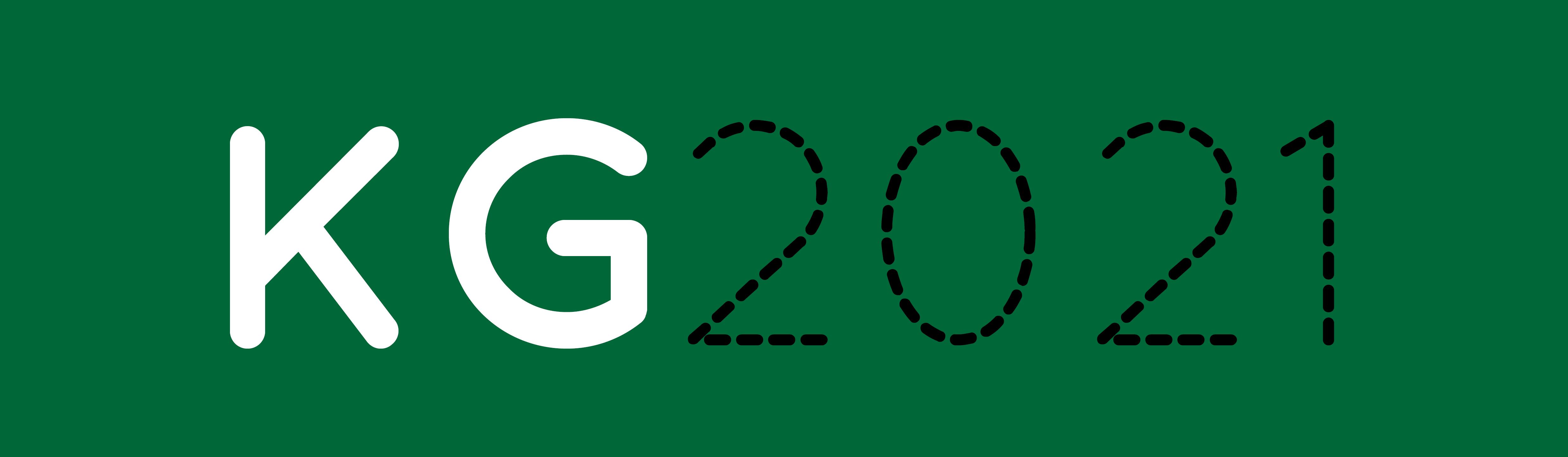 KG2021 logo